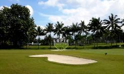 Lombok golfing 1