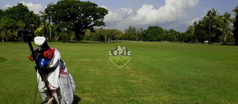 Lombok-golfing